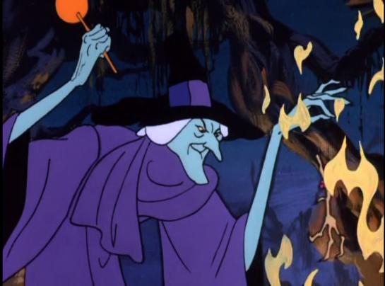 Scooby Witch 2