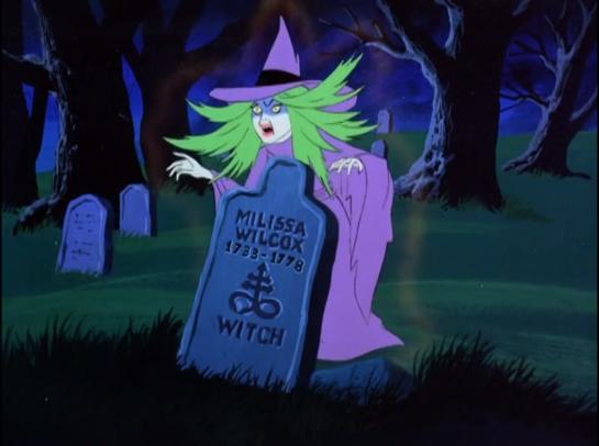 Scooby Witch 6